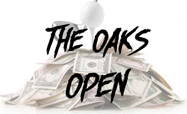 Join us for the Oaks Open!